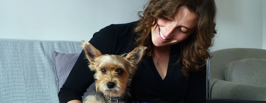 On Emotional Support Animals & My Interview With the New York Times