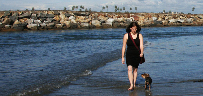 Photo Essay: Happiness is a Dog Beach