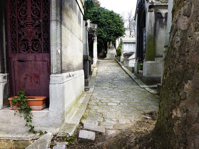 Photo Essay: R.I.P. in Paris