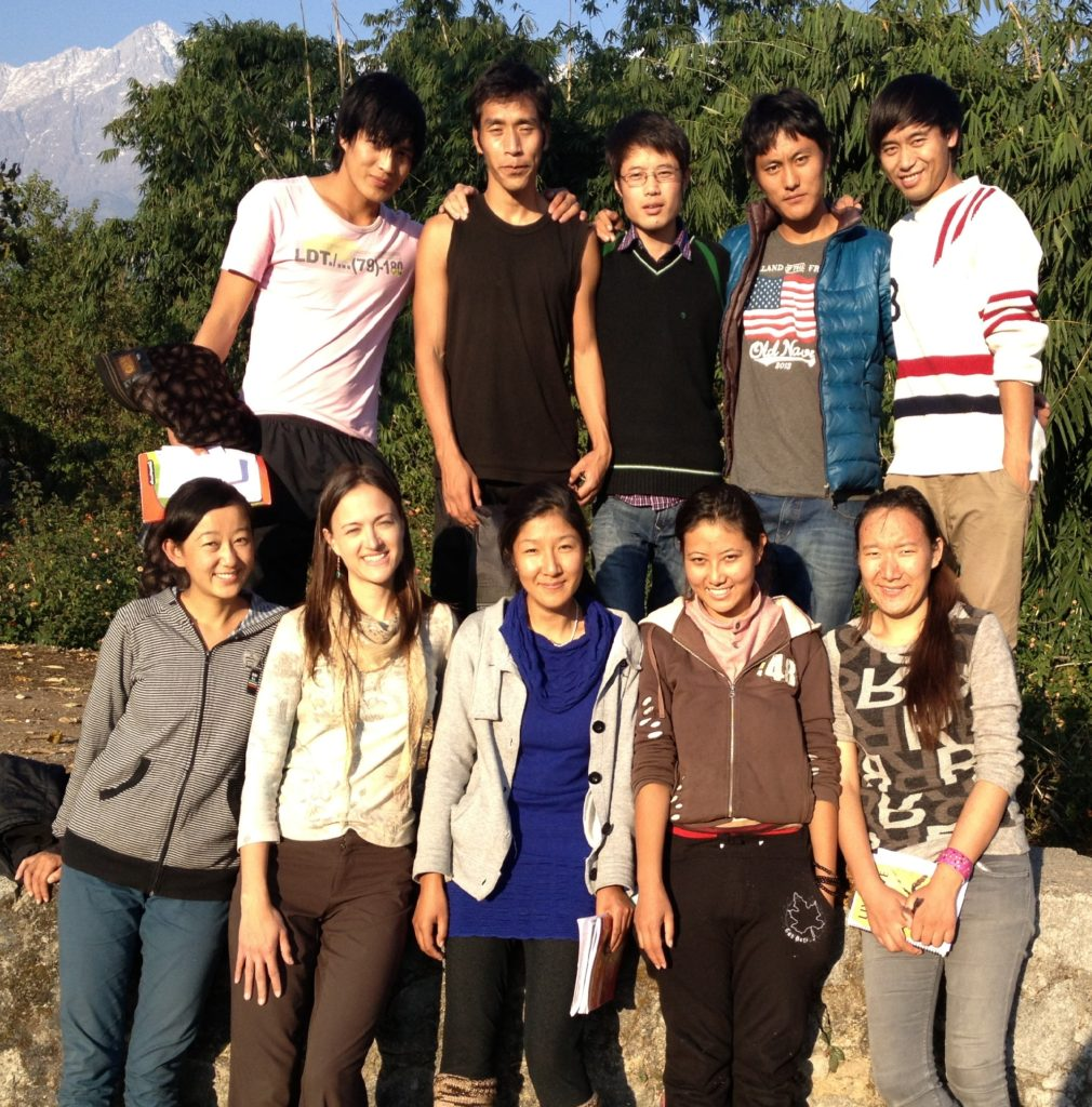 Anita&Students