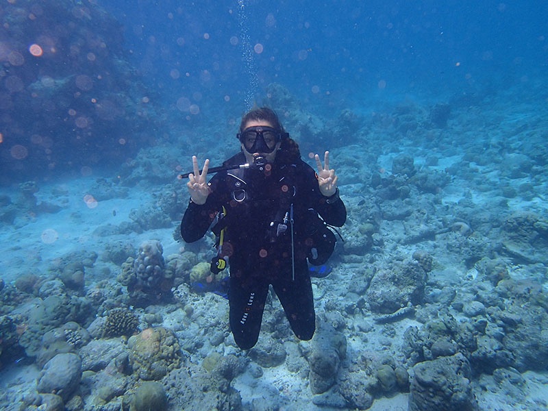 How to Kick Your Old Life to the Curb & Become a Diving Instructor