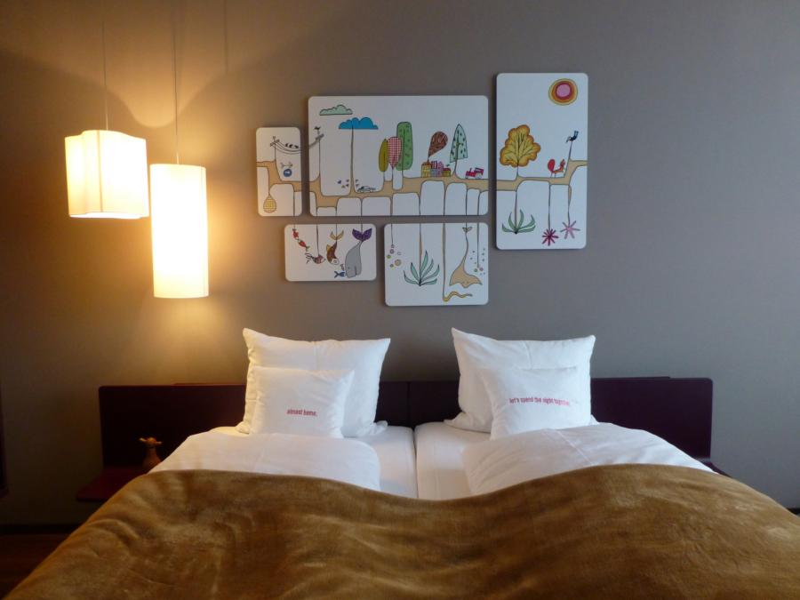Beautiful Spaces: Where I Stayed in Zurich, Switzerland