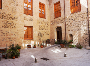 Beautiful Spaces: Where I Stayed in Toledo, Spain