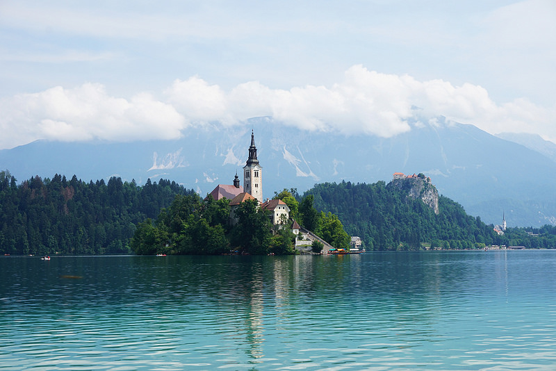 Lake Bled in Photos