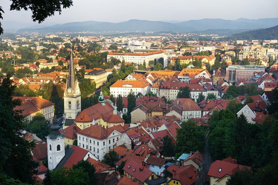 Photo Essay: Ljubljana, Slovenia