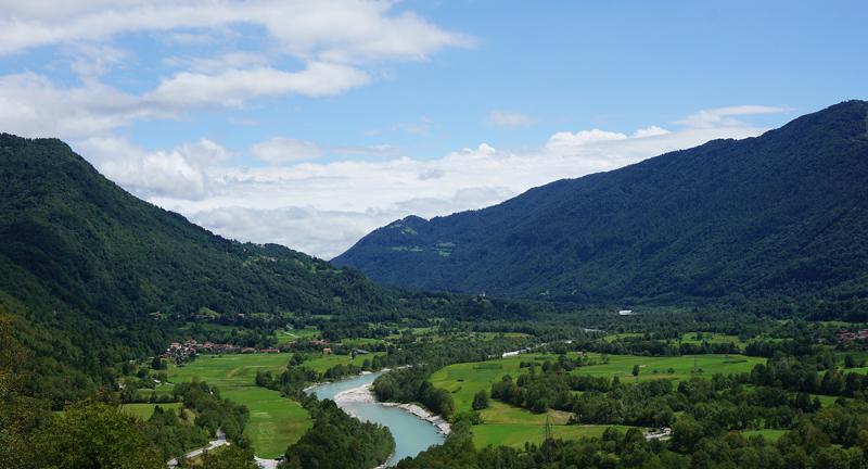 Photo Essay: Kobarid, Slovenia