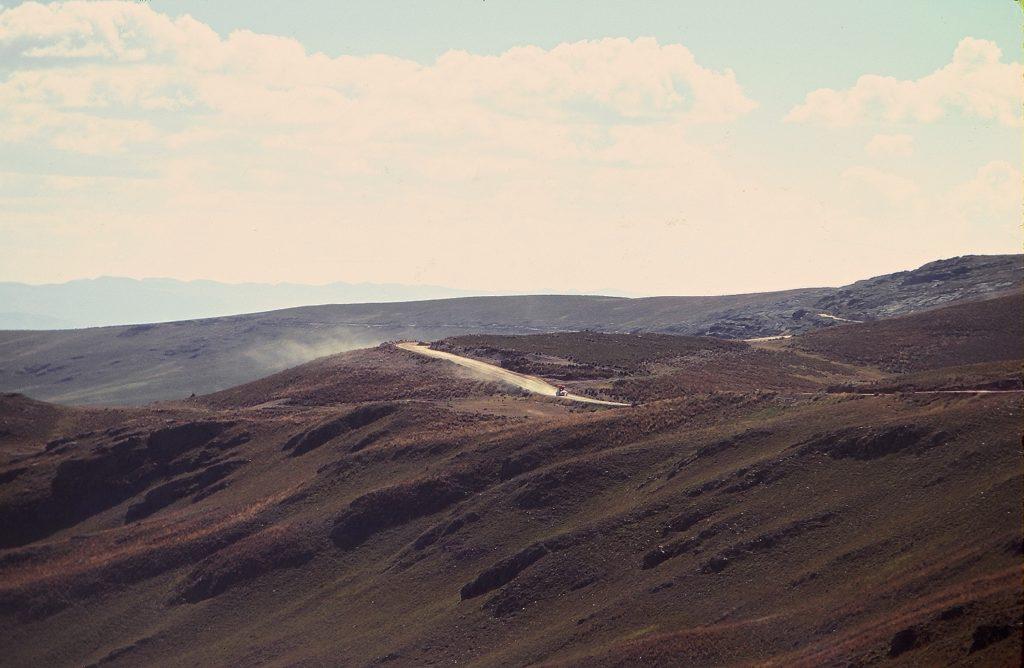 Across the altiplano