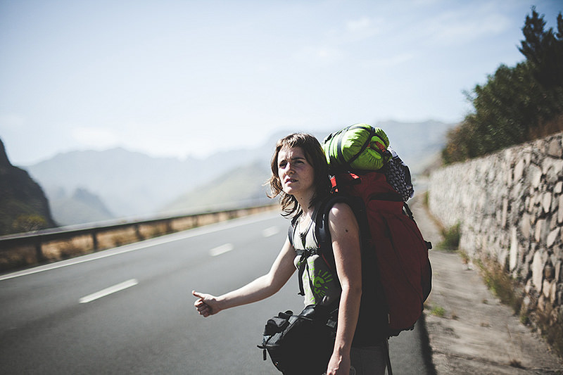 Unconventional Interviews: Hitchhiking Across Latin America with Laura Johnston