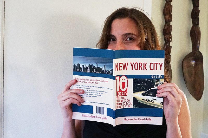 A New NYC Guidebook…& A Badass Giveaway to Go With It
