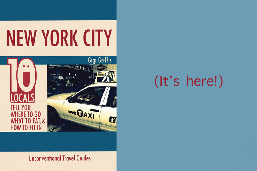 New York, New York…Coming Next Week