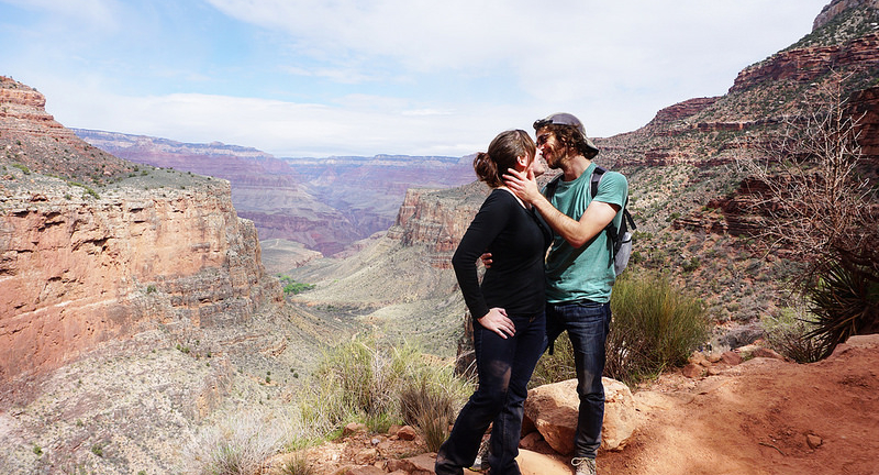 Romance on the Road: On Being Chased Around the World