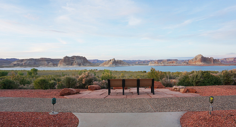 Beautiful Spaces: Where We Stayed at Lake Powell, Arizona