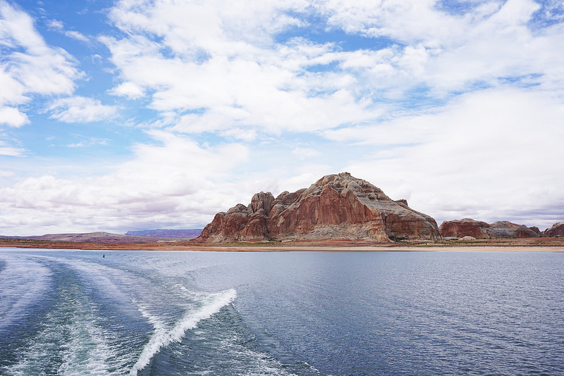 Photo Essay: A Boat Tour of Lake Powell