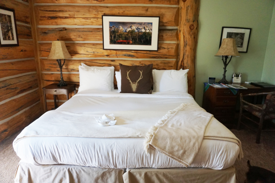 Beautiful Spaces: Where We Stayed in Jackson Hole, Wyoming