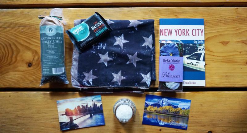 A Peek Inside My Quarterly Travel Boxes