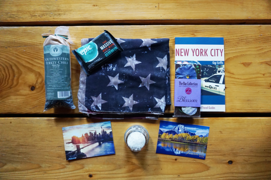 A Peek Inside My Quarterly Travel Boxes