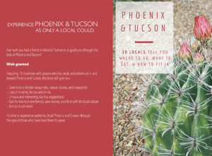 Going to Phoenix or Tucson? I Made Something for You.