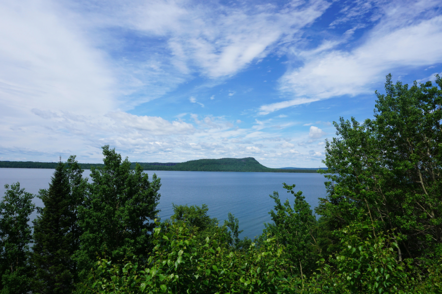 Photo Essay: A Long Drive Along Lake Superior