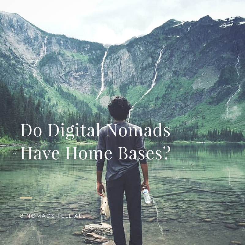 Do Digital Nomads Have Home Bases