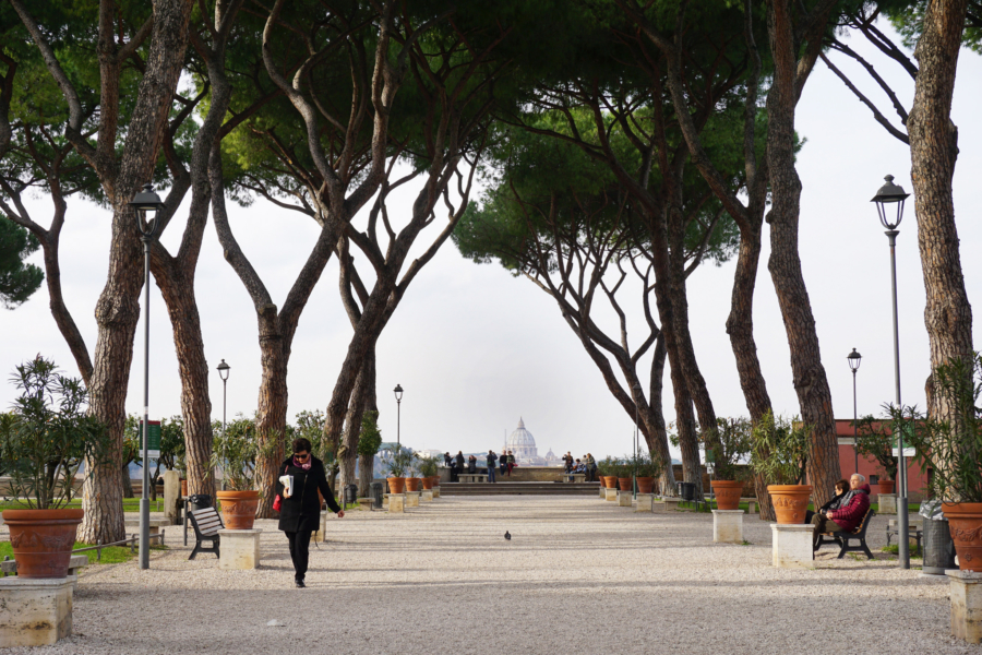 How Much Does It Cost to Spend a Month in Rome?
