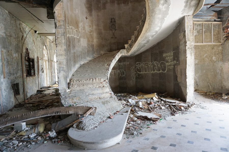 The Strange, Beautiful Hotel Ruins of Southern Croatia