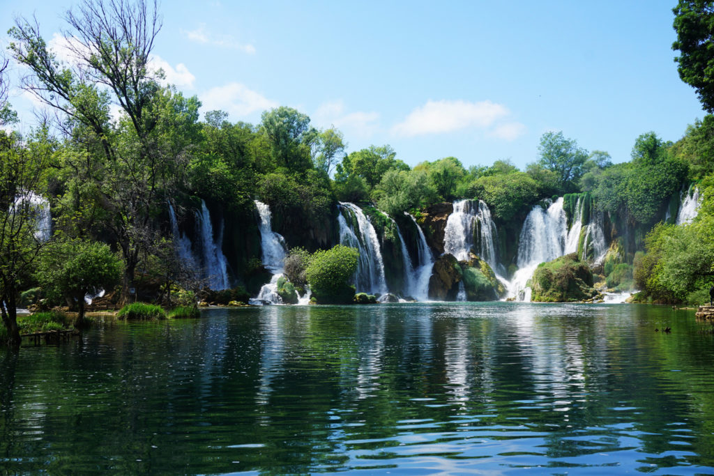 Bosnian waterfalls