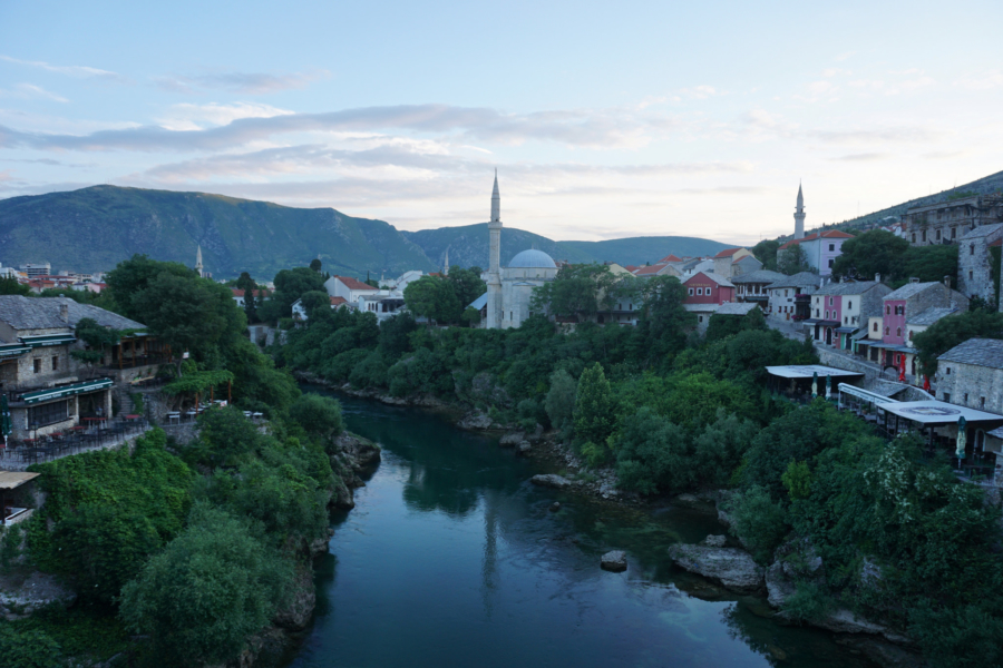 The Digital Nomad's Guide to Mostar, Bosnia and Herzegovina