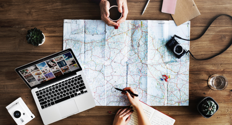 71 Ways to Make Money While Traveling