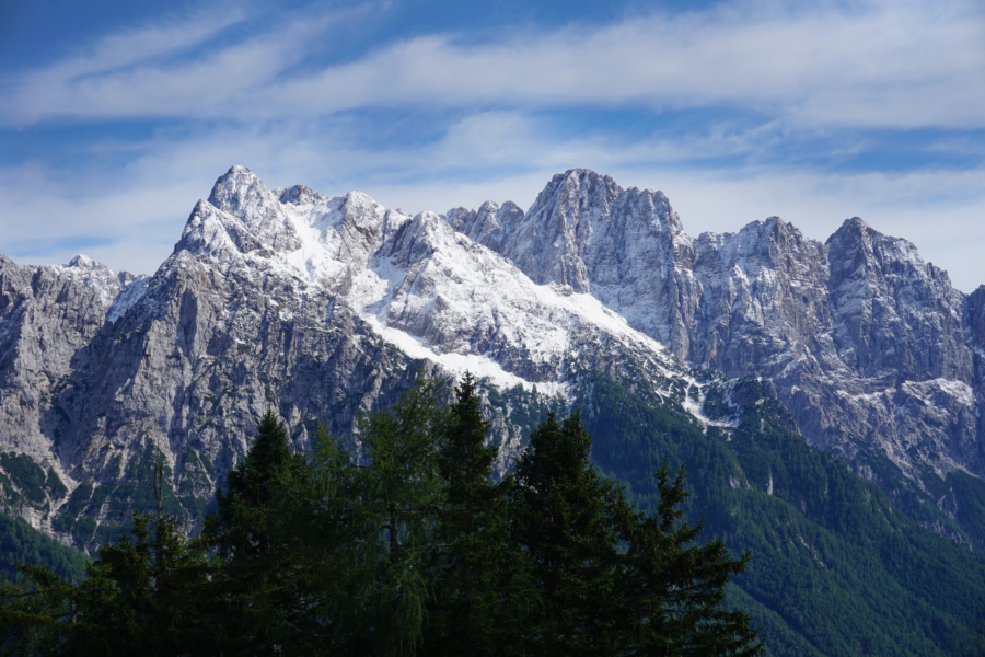 Is Europe Crowded? Musings & Snapshots from the Slovenian Alps