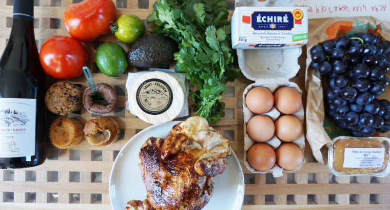 Grenoble Fresh Market: A Photo Essay & Overview