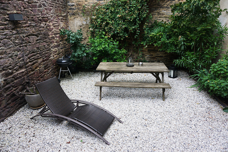 Beautiful Spaces: Where We Stayed in Rennes, France