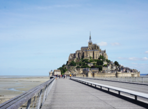 A Day at Mont-Saint-Michel