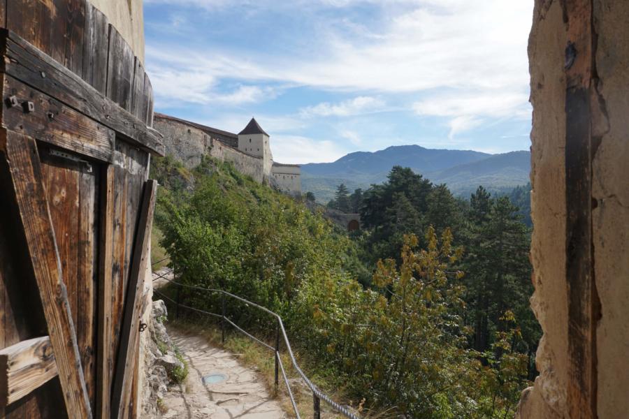 A Day in Rasnov, Romania (In Photos)