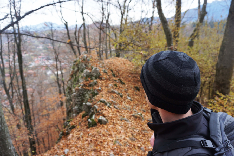Hiking Around Bran Castle: An Autumnal Photo Essay
