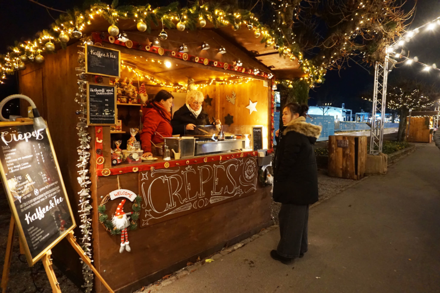 Interlaken's Cute Little Christmas Market: A Photo Essay