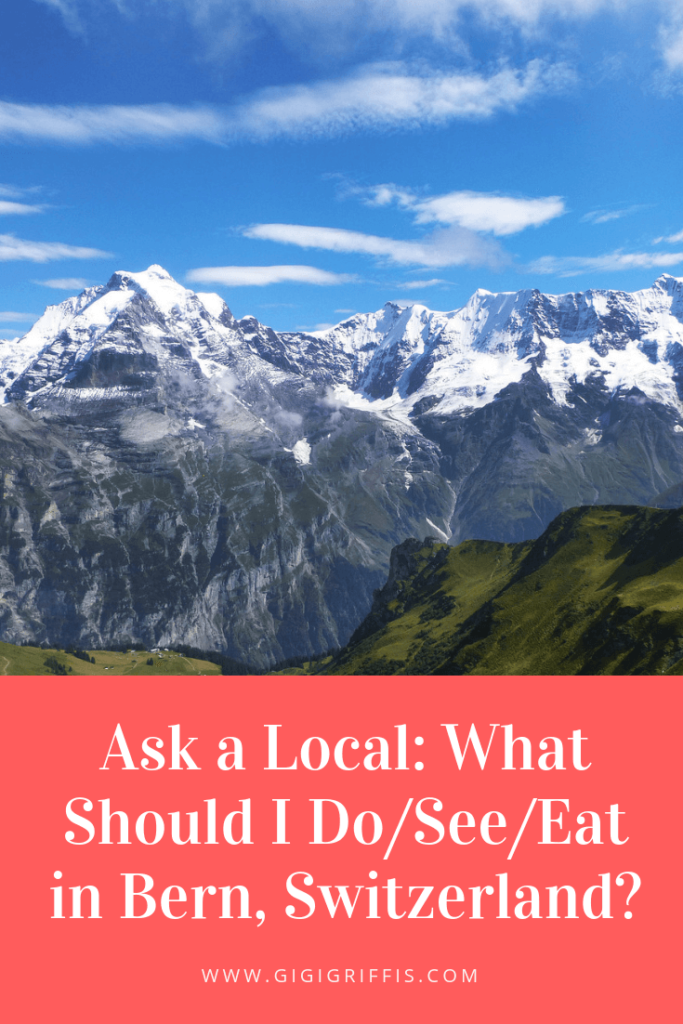 Bern, Switzerland, what to do