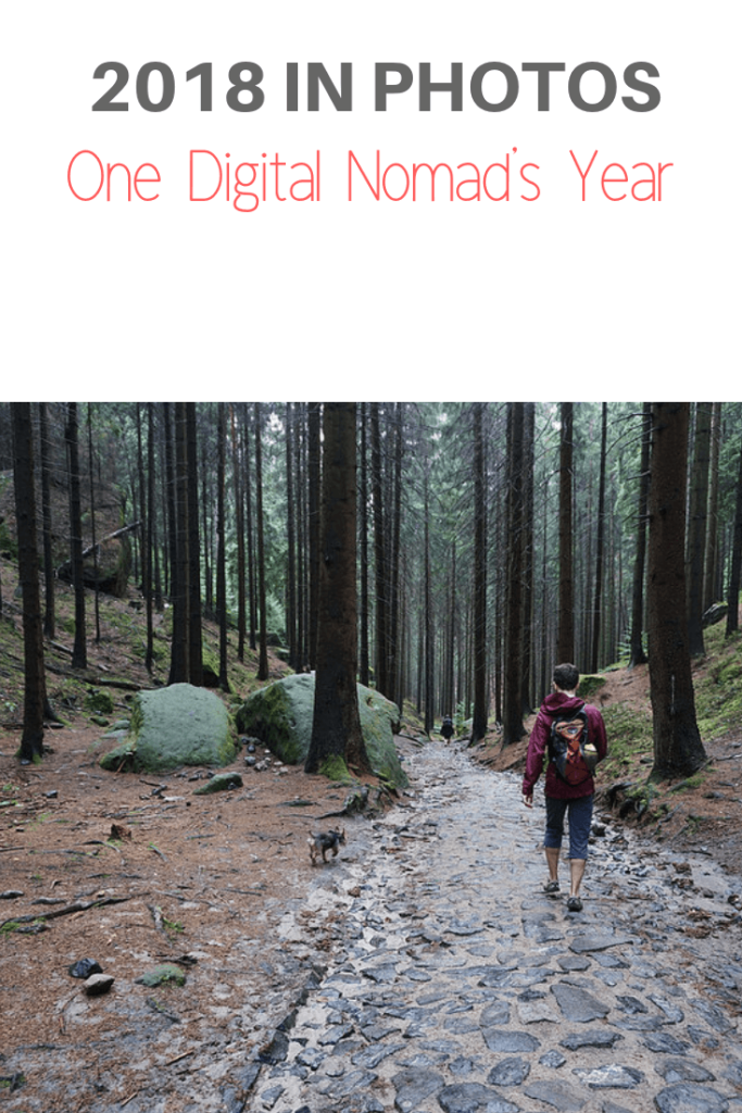 One Digital Nomad's Year