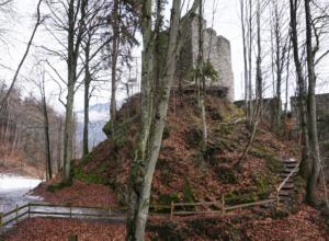 Exploring Unspunnen Castle, Interlaken