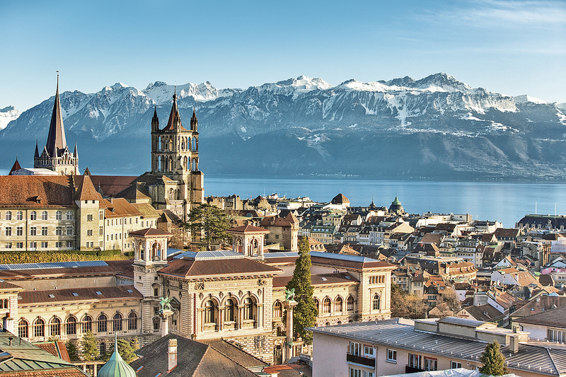 What To Do/See/Eat in Lausanne (According to Locals)