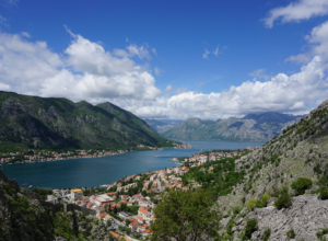 Hiking to Kotor's Fortress (the Free Way)