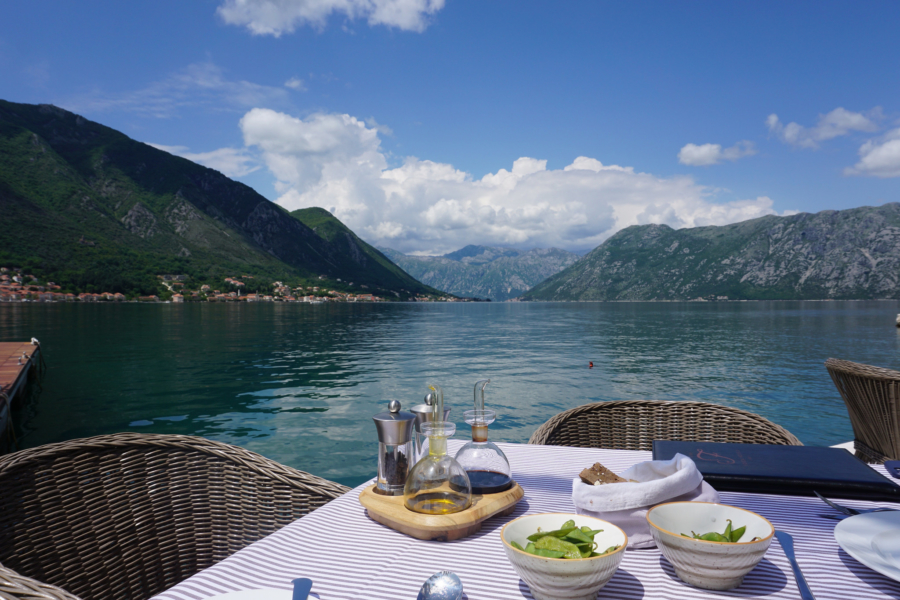 My cost of living in Montenegro: one month in Kotor as a digital nomad