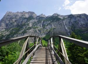 Hiking the Alps: Lauterbrunnen – Stechelberg – Gimmelwald – Mürren