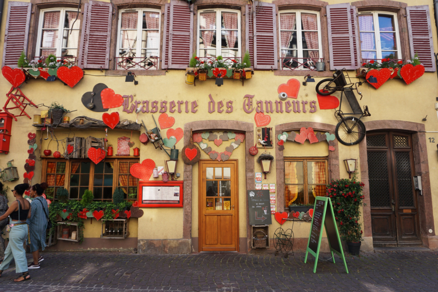 How much does it cost to spend 5 days in Alsace?