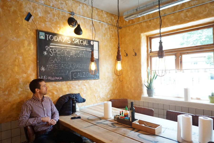 The cost of living in Estonia: my real spending for a month in Tallinn